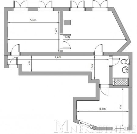 Stan kod gimnazije – Kragujevac – Trosoban