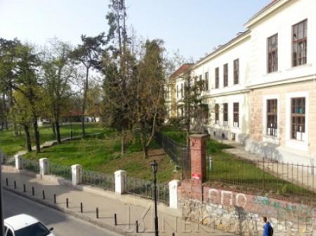 l_kragujevac, stan 2, pogled na Milošev konak