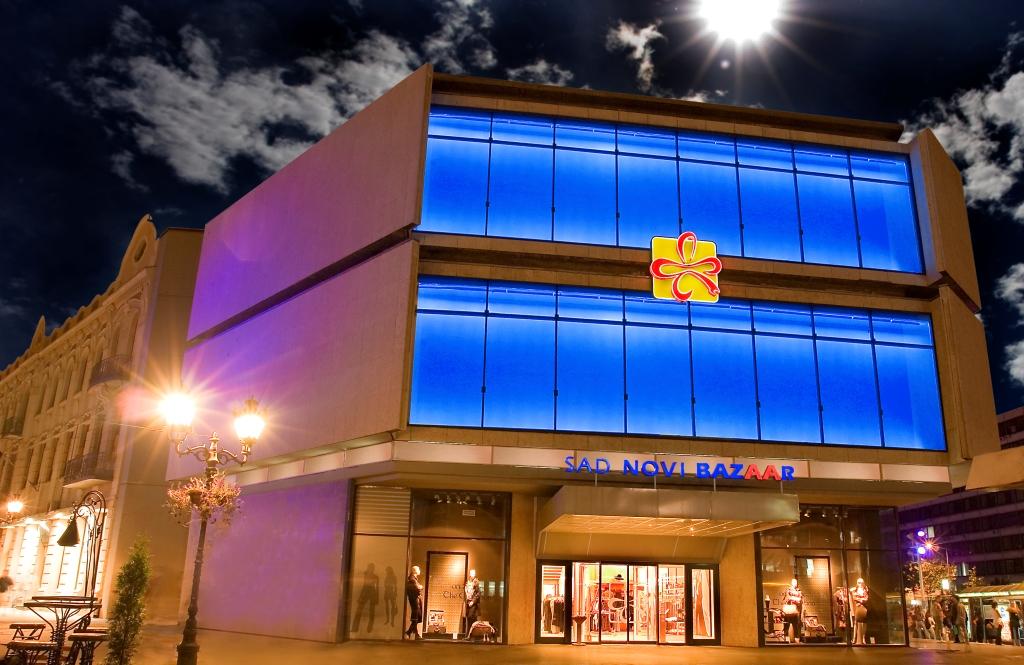 Sad Novi Bazaar – Novi Sad   Sprat 13.2m2