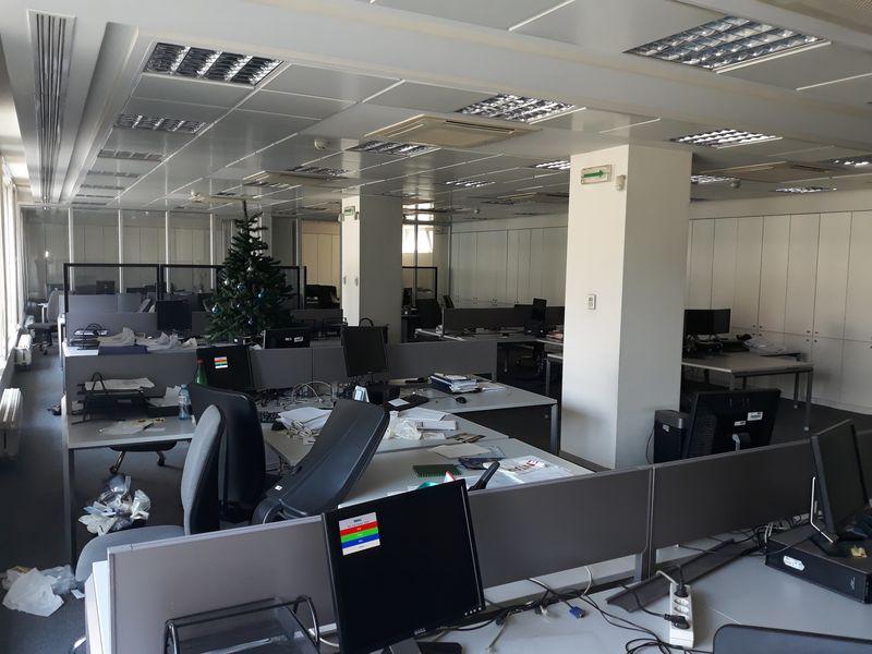 Ekskluzivni kancelarijski prostor – Makedonska 12 Beograd – OPEN SPACE