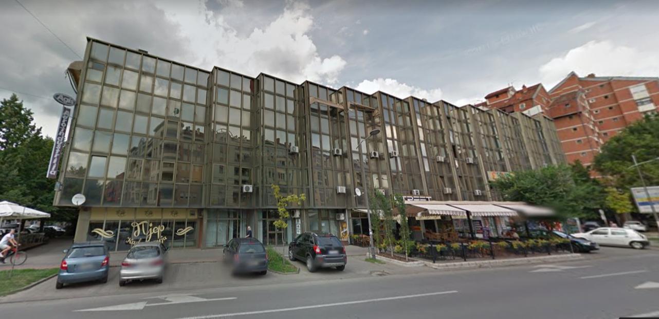 Izdaje se kancelarijski prostor – Novosadskog Sajma 467m2